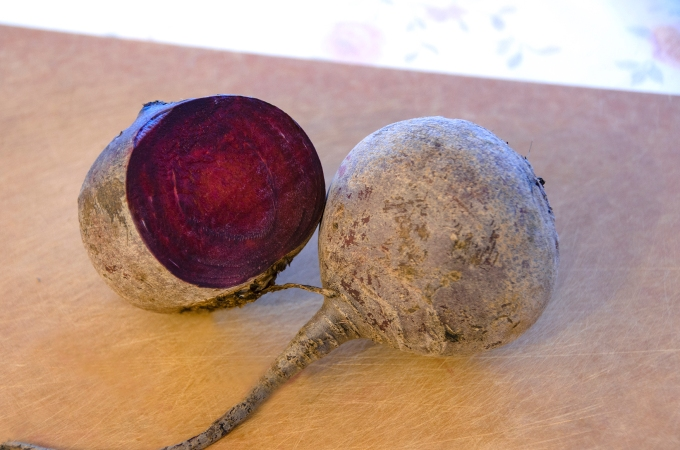 THE FOOD SERIES:Beets