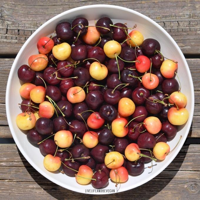 THE FOOD SERIES:Cherries