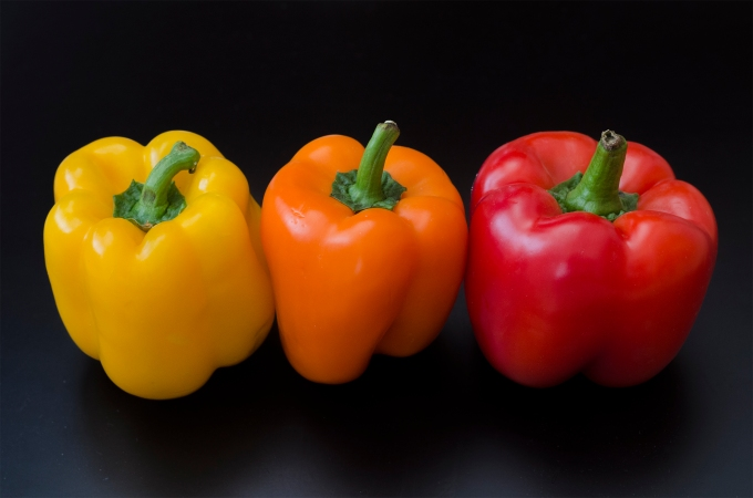THE FOOD SERIES: Bell Peppers