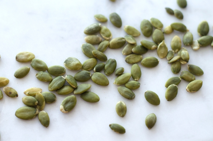 THE FOOD SERIES: Pumpkin Seeds