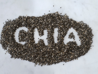 THE FOOD SERIES: ChiaSeeds