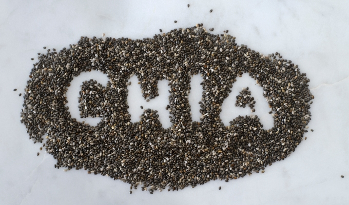 THE FOOD SERIES: Chia Seeds