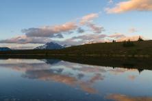 Elfin Lakes Sunset