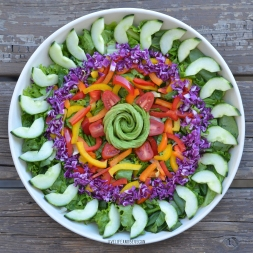 Salad Bowl Mandala