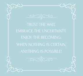 trustthewait