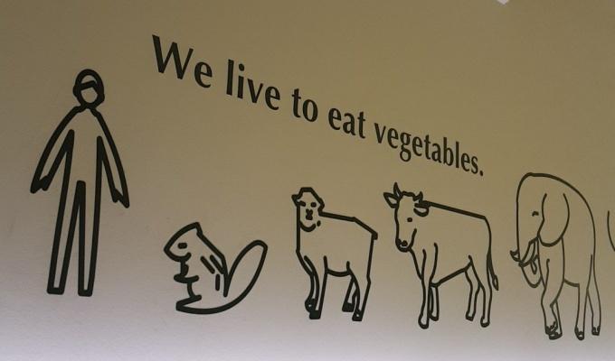 Vegan in Asia