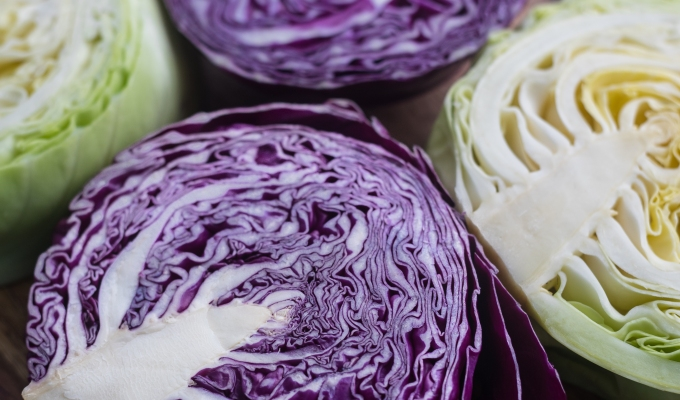 THE FOOD SERIES: Cabbage