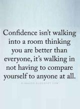 confidenceisnt